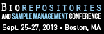 6th Annual BioRepositories & Sample Management Conference